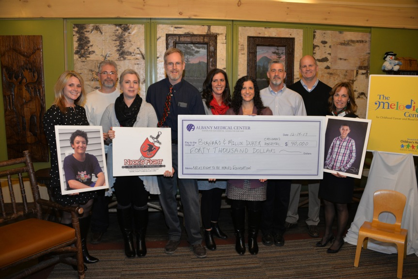 Annual Donation to The Melodies Center